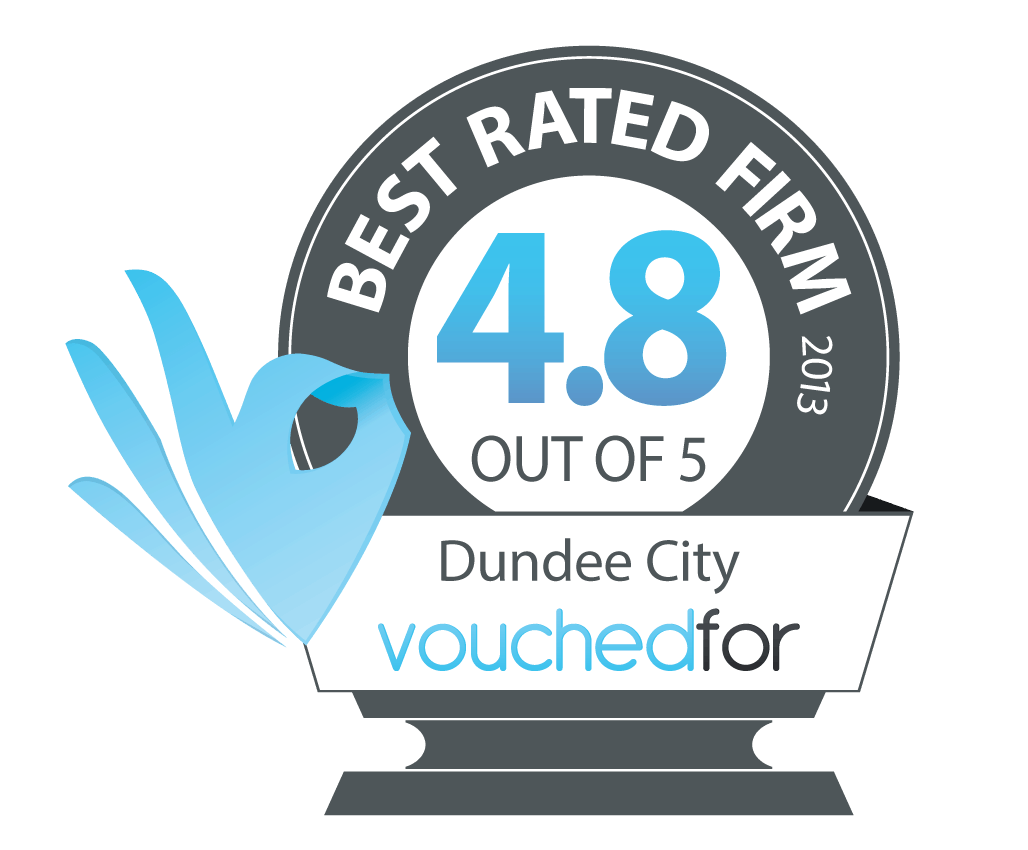 Best rated firm in Dundee