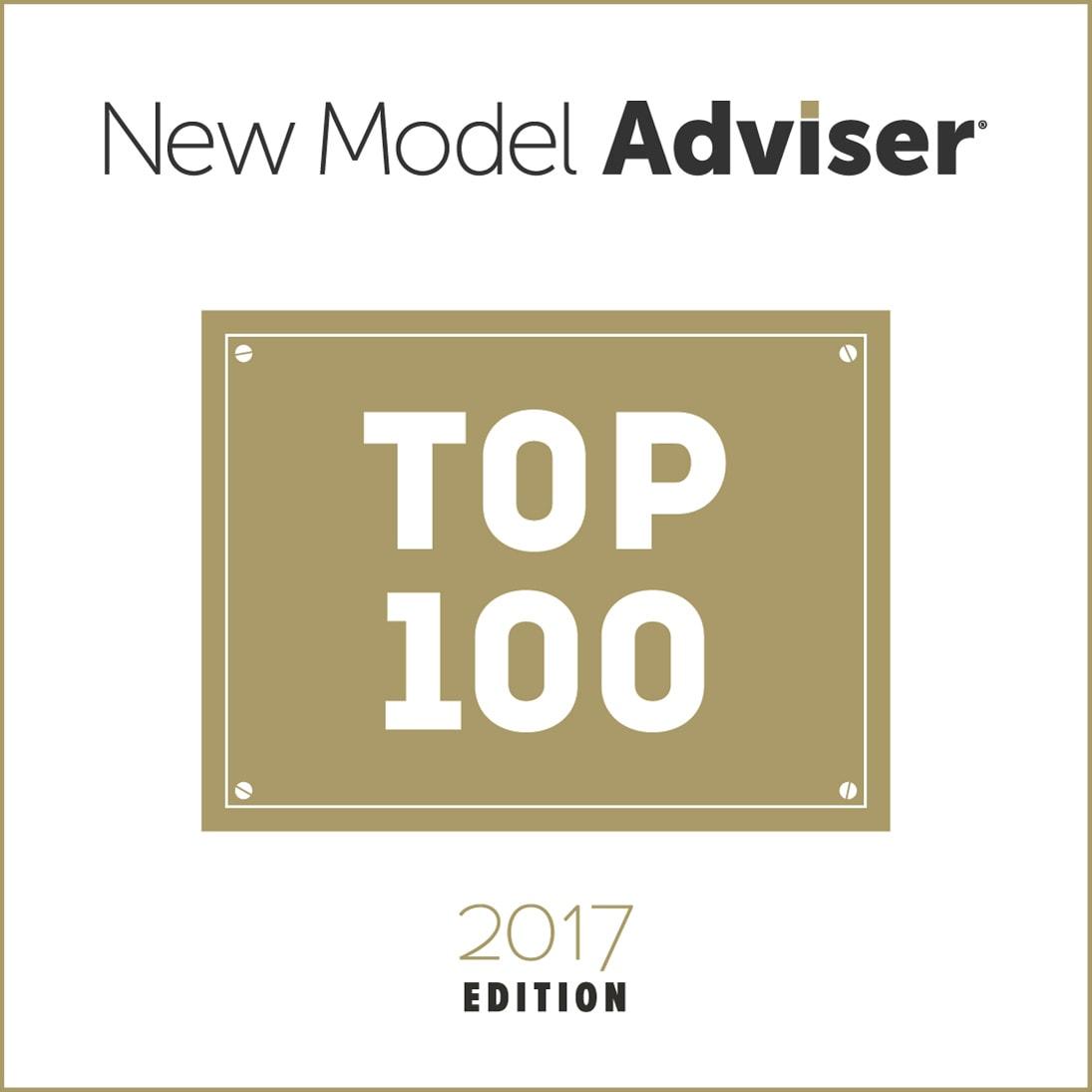 New Model Advisor Top 100 2017