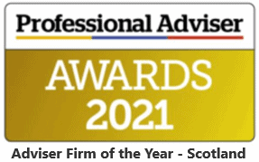 Professional Adviser – 2021 Adviser Firm of the Year – Scotland